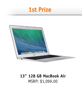 128 GB MacBook Air