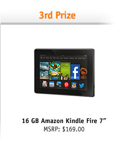 16 GB Amazon Kindle Fire